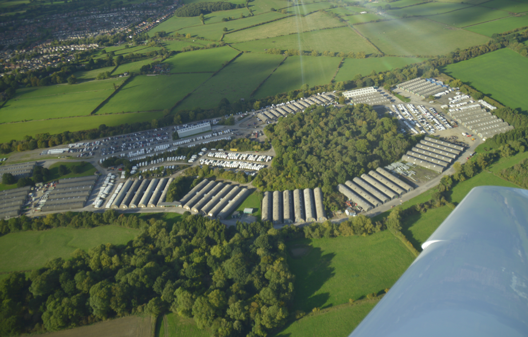 MY Caravanspace continued investment in West Hallam